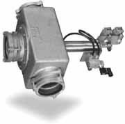 Automatic Air Valve for Diverter Clean Air in a Pneumatic Conveying System